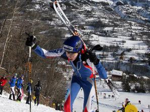 Dominik sprint: