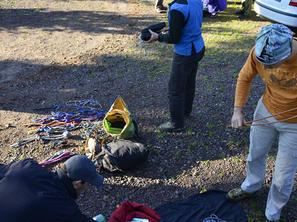 2. den - Příprava Matroše, foto F. Penders