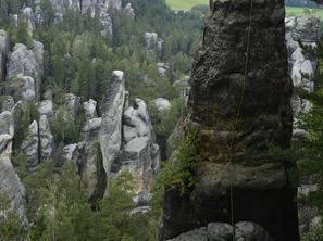 5. den -- Zoban na věži Lájoš, foto P. Penders