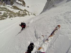 Gervasutti, Mont Blanc du Tacul: