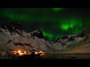 Kjerkfjord, Lofoty: