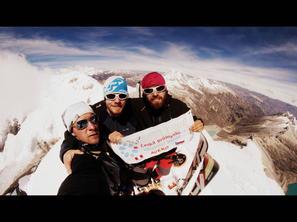 Todlaraju vrchol, Peru:
