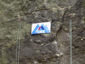 banner skála: