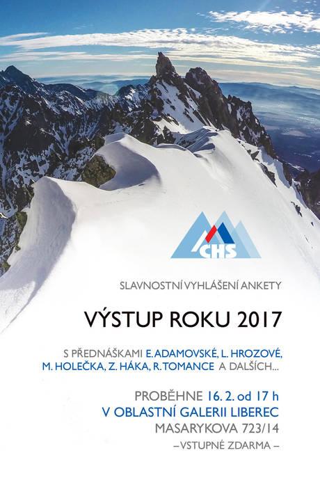 Výstupy roku 2017_plakát
